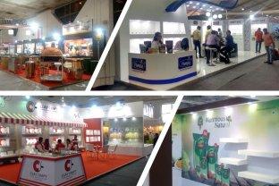 Exhibition Stand Design Portfolio : Exhibition stall design stall fabrication india stall designs